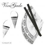 Vivi Gade Paris - Kegel mit Henkel 10 Stück, sortiert