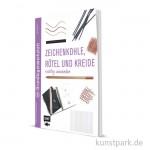 Zeichenkohle, Rötel und Kreide richtig anwenden, Edition Fischer