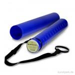 Zoom Planrolle Blau, Durchmesser 8,0 cm, L 62-105 cm