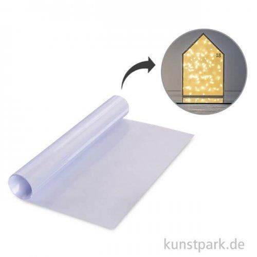 3D-Sternchen-Effekt-Folie, 100x33 cm