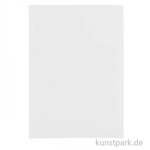 Foamboard Leichtstoffplatten 5 mm - Weiß, 25 Stk