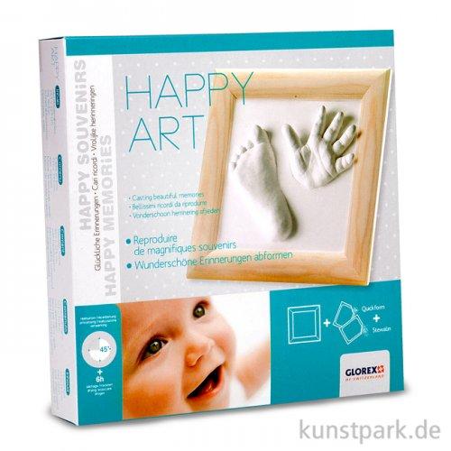 Abformset - Happy Art mit umfangreichem Zubehör