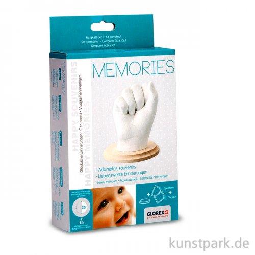 Abformset - Memories mit Anleitung und Zubehör