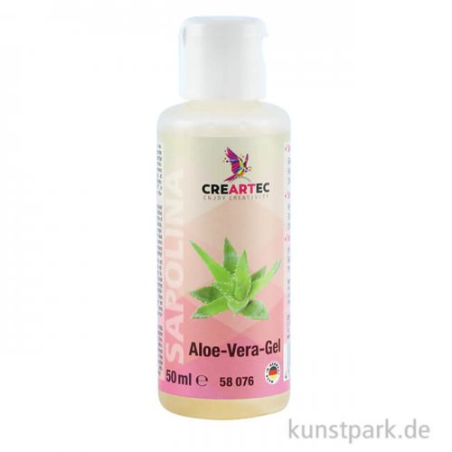 Aloe Vera Pflegeöl-Zusatz 50 ml 50 ml