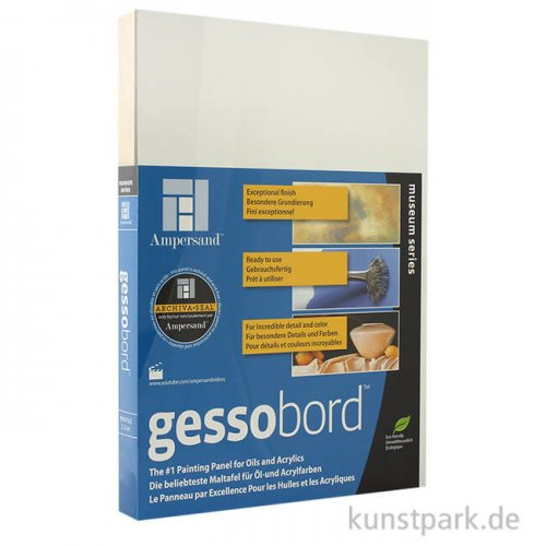 Ampersand GessoBord - 22 mm 50 x 70 cm