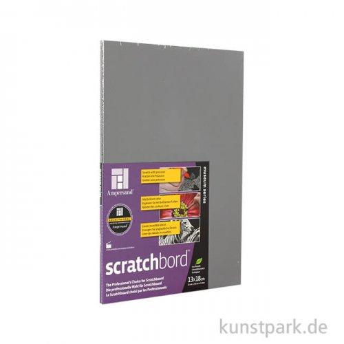 Ampersand ScratchBord - 3 mm 13 x 18 cm