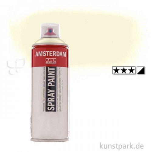 Talens AMSTERDAM Spray Paint 400 ml Einzelfarbe   222 Neapelgelb hell