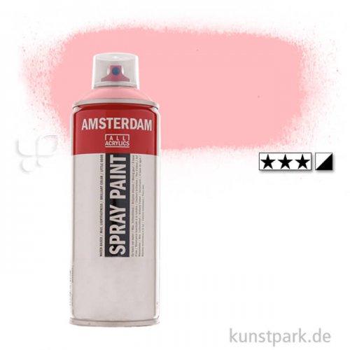 Talens AMSTERDAM Spray Paint 400 ml Einzelfarbe   286 Venezianischrosa hell