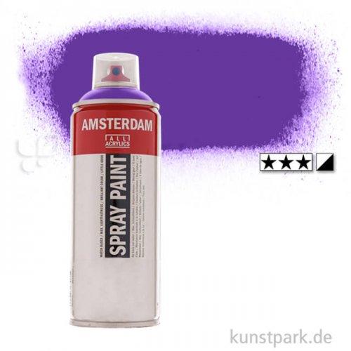 Talens AMSTERDAM Spray Paint 400 ml | 568 Permanentblauviolett