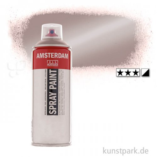 Talens AMSTERDAM Spray Paint 400 ml | 815 Zinn