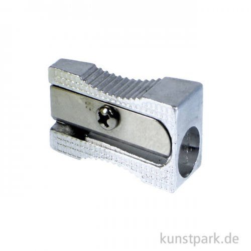 Anspitzer - Basic, aus Metall, einfach