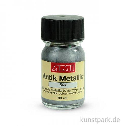 Antik Metallic Blei 30 ml