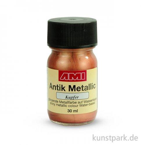 Antik Metallic Kupfer 30 ml