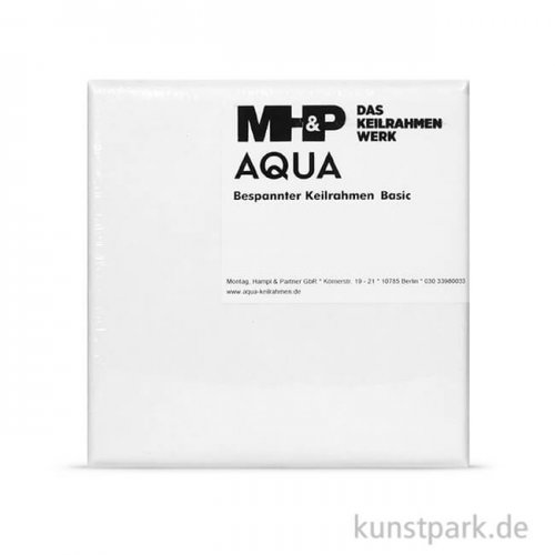 Keilrahmen AQUA für Aquarellfarben - 2 cm