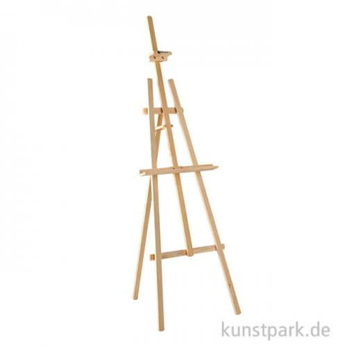 ArtCreation Akademie-Staffelei VEGA - Fichtenholz, Bausatz