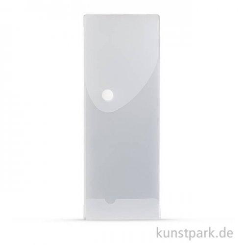 Aufbewahrungsbox, transparent mit Verschluss