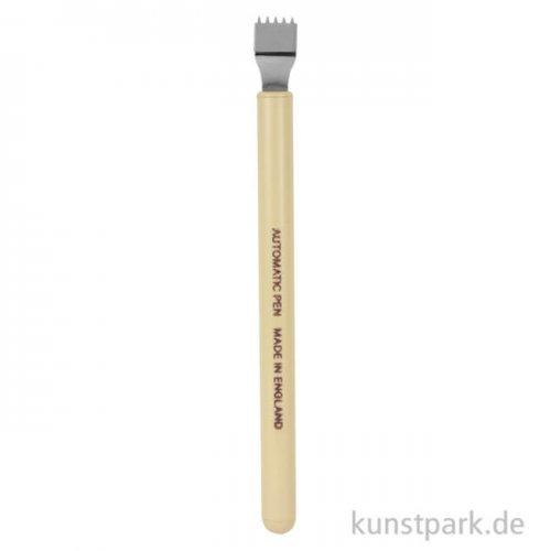 Automatic Pen - Kalligrafiestift mit 5 Linien - Breite 12,7 mm