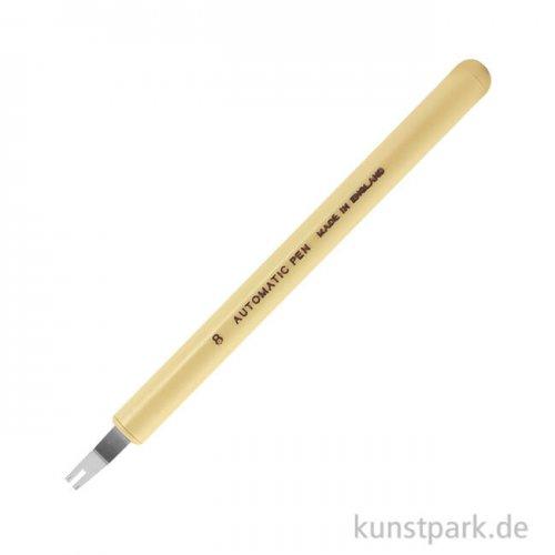 Automatic Pen - Kalligrafiestift für Tusche und Farbe 3,18 mm