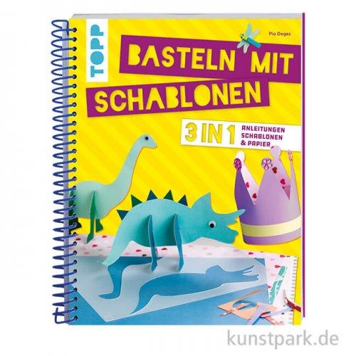 Basteln mit Schablonen, Topp Verlag