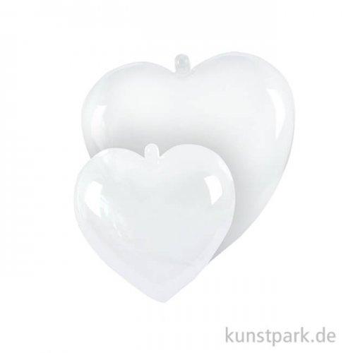Beton-Gießform Herzschale 60/100 mm