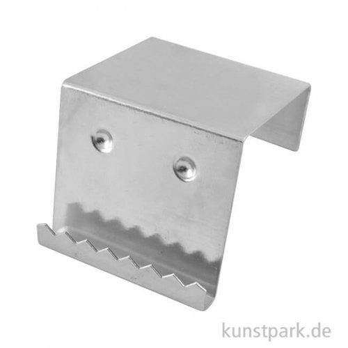 Keilrahmen Aufhänger zum Aufstecken bis 40 mm, 1 Stück