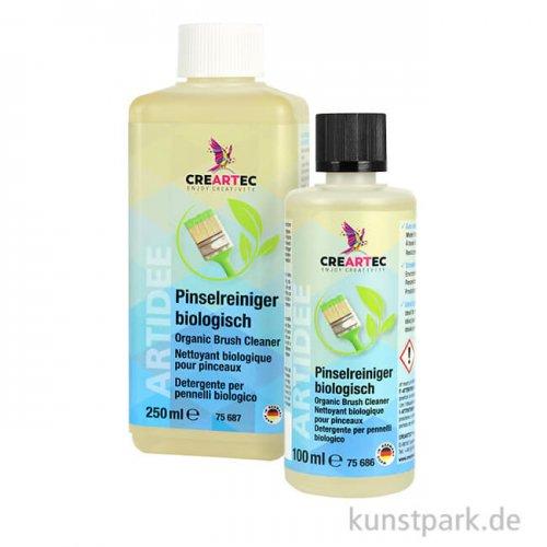 Biologischer Pinsel-Reiniger - lösungsmittelfrei