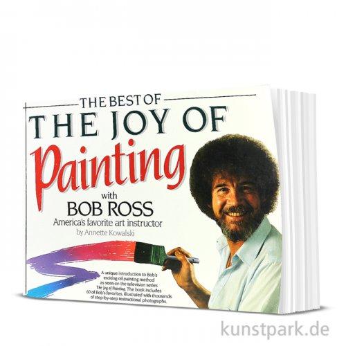 Bob Ross Buch - Sammelband Best Joy of Painting