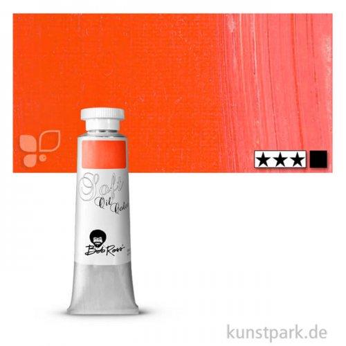 Bob Ross Ölfarbe Blumen 37 ml | Kadmiumrot hell