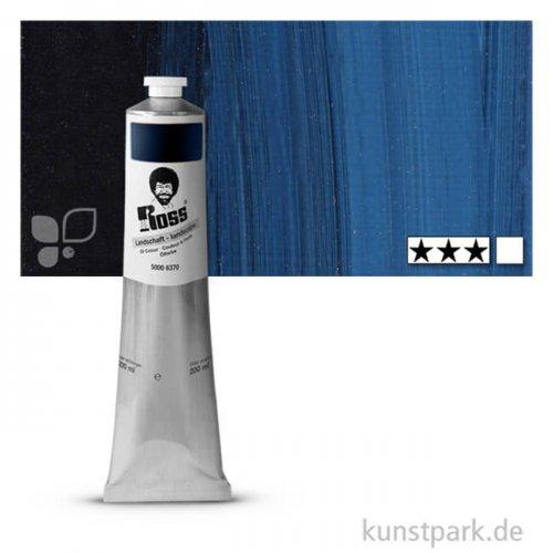 Bob Ross Ölfarbe Landschaft 200 ml   Preußischblau