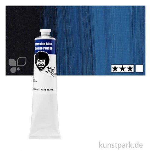 Bob Ross Ölfarbe Landschaft 200 ml | Preußischblau