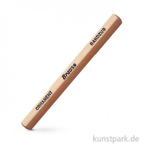 BRAUSE Federhalter aus Sechskantholz