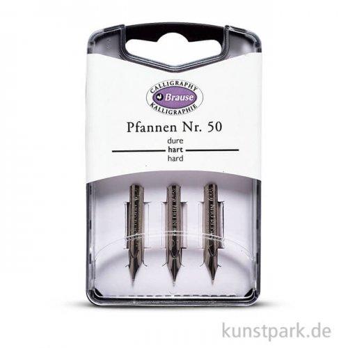 BRAUSE Pfannenfeder Nr. 50, 3 Stück