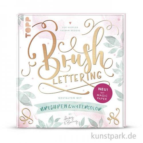 Brush Lettering, Topp Verlag