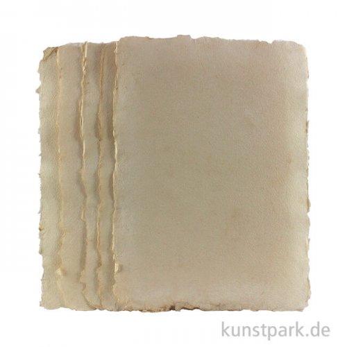 Büttenpapier Antique 18 x 25 cm