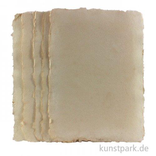 Büttenpapier Antique 25 x 35 cm