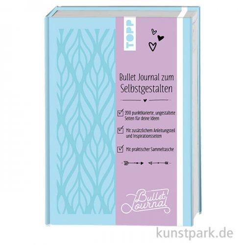 Bullet Journal zum Selbstgestalten - Blätter, Topp Verlag