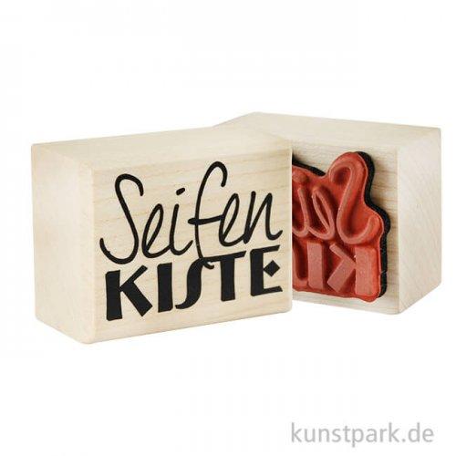Butterer Stempel - Seifenkiste, 3x4 cm