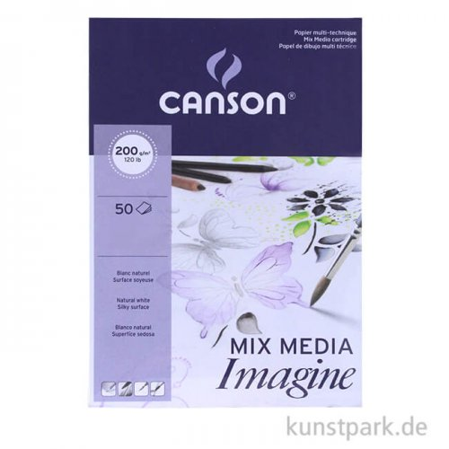 Canson IMAGINE Multimedia Papier, 200g