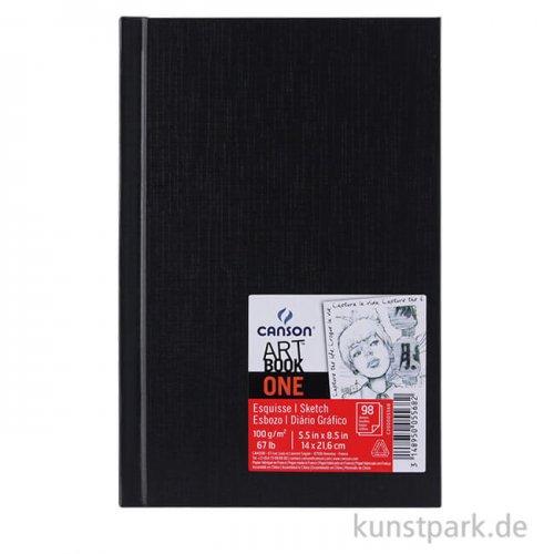 Canson Skizzenbuch ONE, 100 Blatt, 100 g