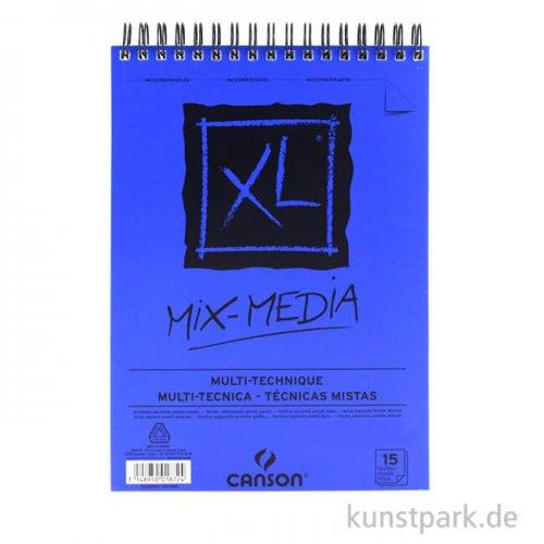 Canson XL Mix Media Allroundblock 300g DIN A3, 30 Blatt