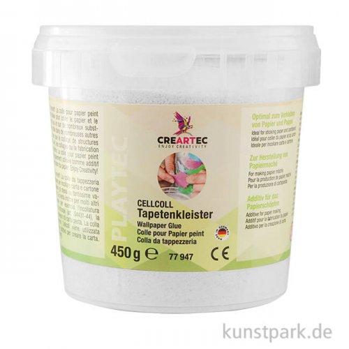 Cellcoll-Tapetenkleister, Pulvercellulose zum Anrühren 450 g