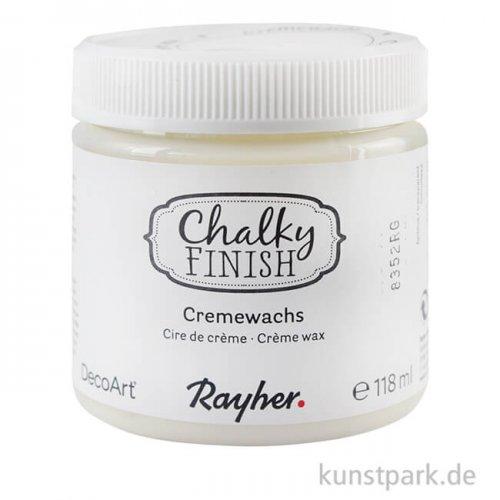 Chalky Finish Cremewachs 118 ml | Farblos