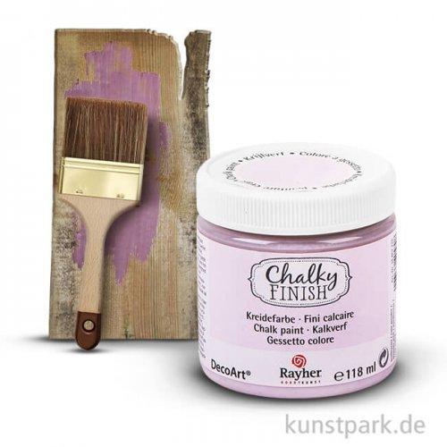Chalky Finish, Kreidefarbe auf Wasserbasis