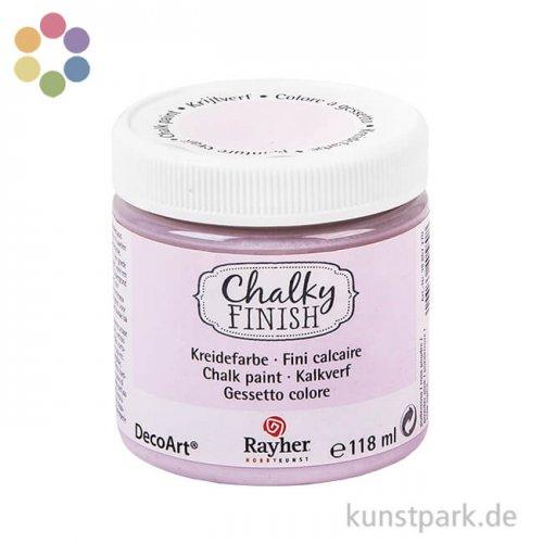 Chalky Finish, Kreidefarbe auf Wasserbasis, 118 ml