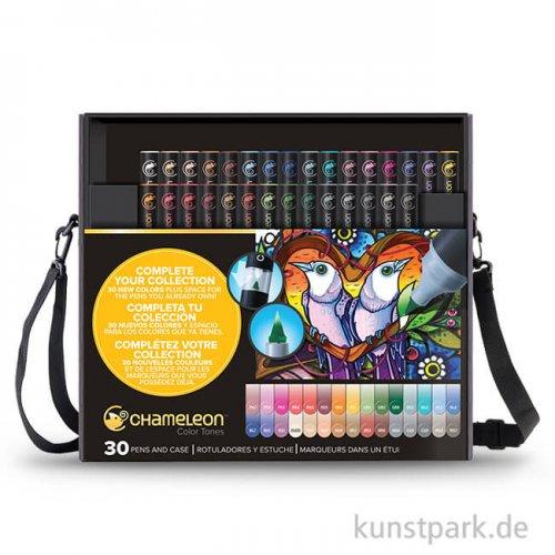 Chameleon Pen 30er Set - Neue Farben