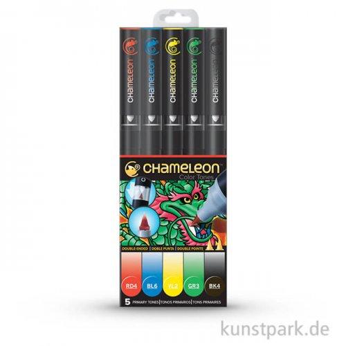Chameleon Pen Set - 5 Primary Tones