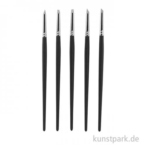 Color Shaper Soft-Pinsel - 5er Set Größe 06