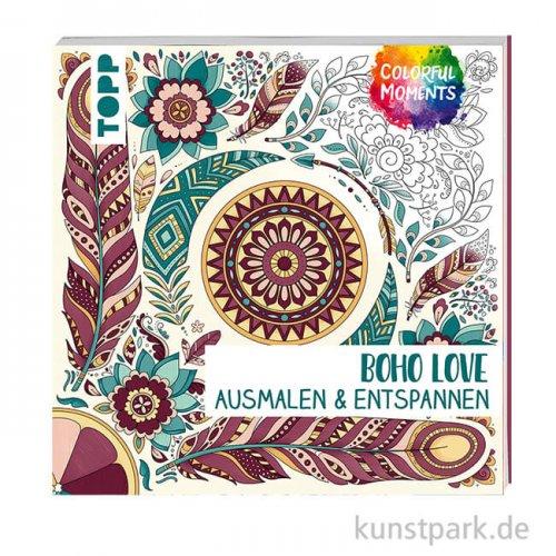 Colorful Moments - Boho Love, Topp Verlag