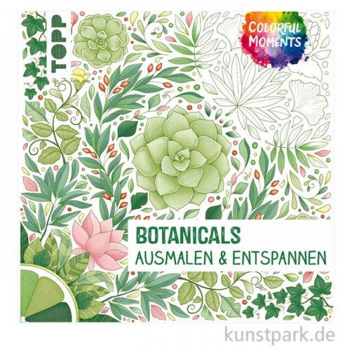 Colorful Moments-Botanicals, Topp Verlag