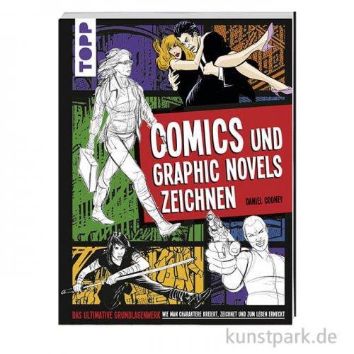 Comics und Graphic Novels zeichnen, Topp Verlag